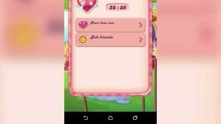 Candy crush ... how to get more lives by easy way