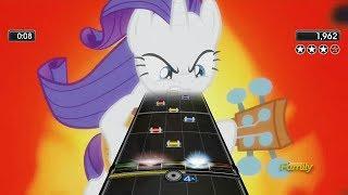 guitar hero custom of rarity shredding in anger