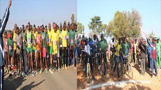 Mashindano ya Mbio za Baiskeli na Marathon Songwe/ Uzinduzi wa Maadhimisho ya Kimondo Day