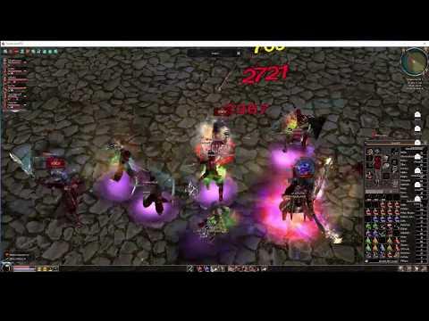 Metin2 Quadcore cechovní válka mezi REDLOW a SmallVille