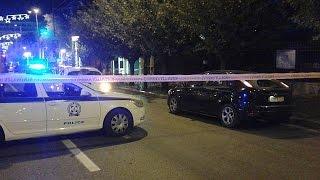 شاهد.. انفجار أمام السفارة الفرنسية بأثينا