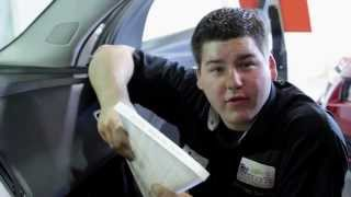 ray chevrolet how to change a cabin air filter