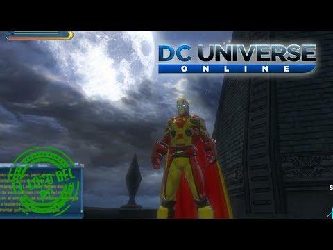 Superheroes DC… DC Universe Online || Gameplay en español