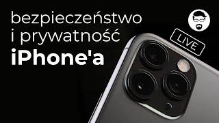 Bezpieczeństwo i prywatność iPhone'a
