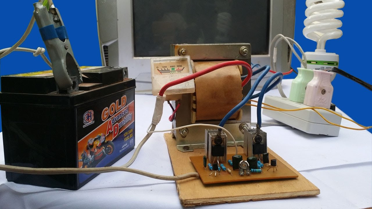 Circuit And This Can Be Use As To Make A Electric Fence Circuit Is A