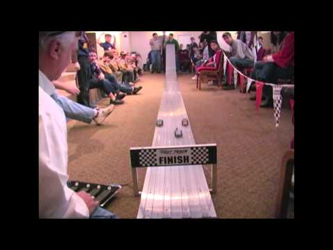 Pinewood Derby 2012 - Pack 2806