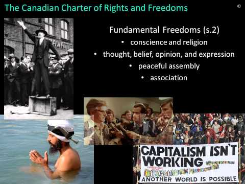 CLN4Ue Virtual Lesson 2.2 - Canadian Charter of Rights and Freedoms