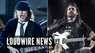 AC/DC + Foo Fighters Among Forbes