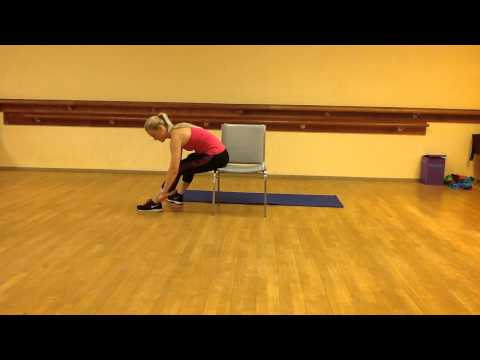 Therapeutic Exercise Lumbar Spine- Step: 1 Roll It Out