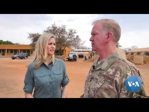 American General: US 'Not Winning' Counterterror Fight In West Africa