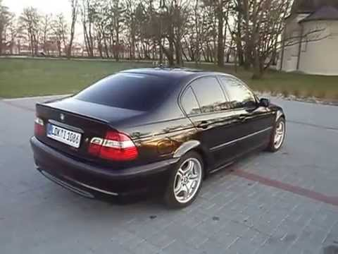 bmw e46 320i mpakiet mpacket pako black sapphire youtube. Black Bedroom Furniture Sets. Home Design Ideas