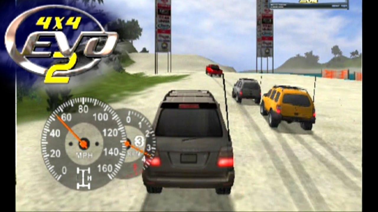 4x4 EVO 2 Playstation 2
