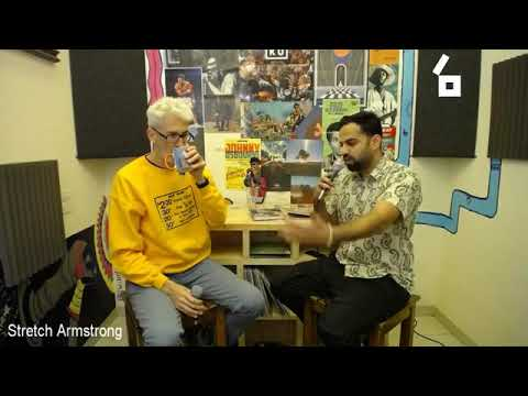 Interview with legendary NYC Hip Hop DJ Stretch Armstrong on boxout.fm