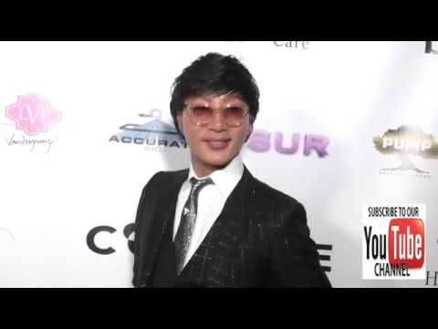 Kevin Lee at the Vanderpump Dogs Foundation Gala at Taglyan Cultural Complex in Hollywood