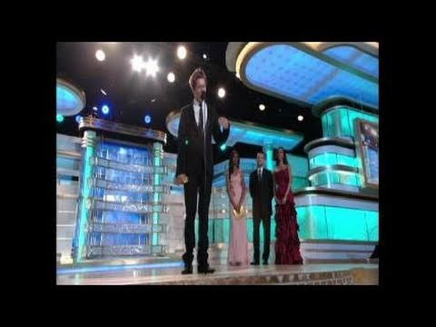 Kevin Bacon Wins Best Actor Mini Series or TV Movie - Golden Globes 2010