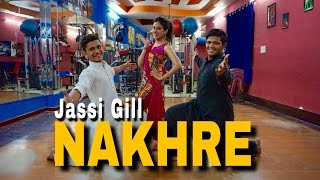 Nakhre | Jassi Gill | Desire Dance/Fitness Academy