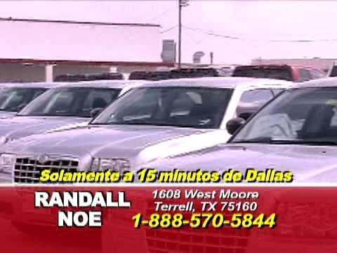 Randall Noe Terrell >> Randall Noe Ford Dodge Omar Lopez Terrell Tx Cars