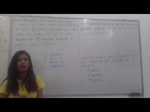 AULA 01 - PRINCIPIO ADITIVO E MULTIPLICATIVO - PARTE 02