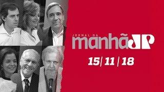 Jornal da Manhã - edição completa - 15/11/18