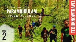 Parambikulam Tiger Reserve Trekking , Night Stay & Nature Camp