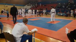 13° WKC World Championship. Davide Canovai hilights in senores team competition (Fik Italy 2° place)