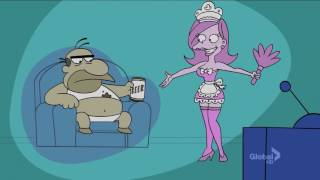 The Simpsons - Sassy Madison