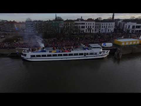 intocht sint-nicolaas 2017 zutphen