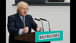 WATCH LIVE: PM Boris Johnson sets out the government's 'New Deal'