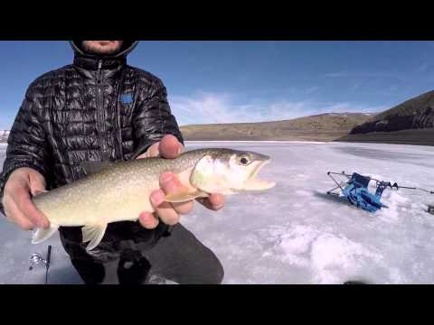 Colorado wickedfisha s1e1 green mountain reservoir ice for Green mountain reservoir fishing