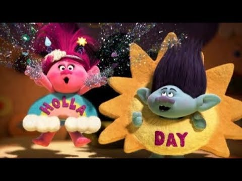 Trolls Holiday Promo Clips Dreamworks Animated Special