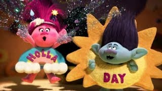 Trolls Holiday Promo Clips - DreamWorks Animated Special