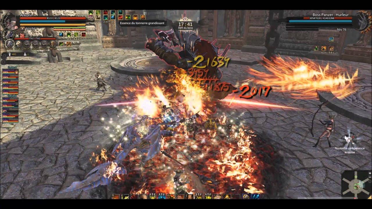 Log Horizon Boss De Guilde 07012014 Dragons Prophet