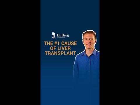 The #1 Cause of Liver Transplant