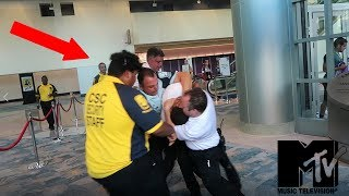 YOUTUBERS GETTING ARRESTED AT VIDCON 2017 *Actual Footage*