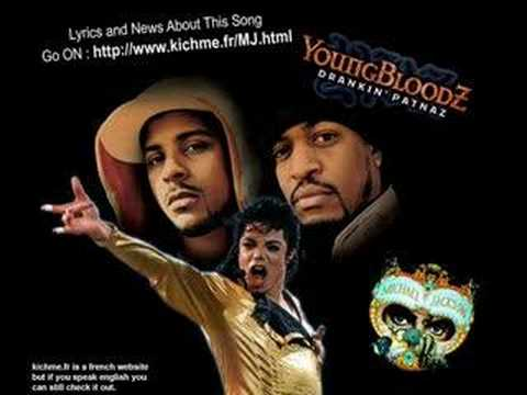 Michael Jackson feat the Youngbloodz - Give In To Me (Remix)