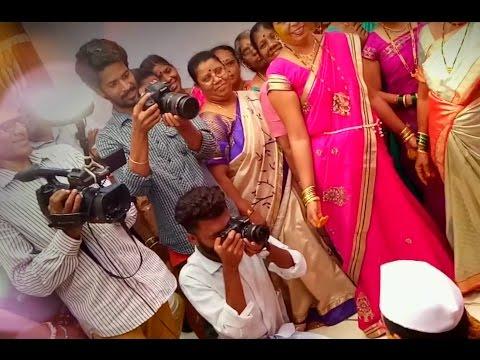 Wedding Filmmaking canon 5d mark iii - wedding indian -marathi wedding - Bullet Singh Boisar!!!!!!!!