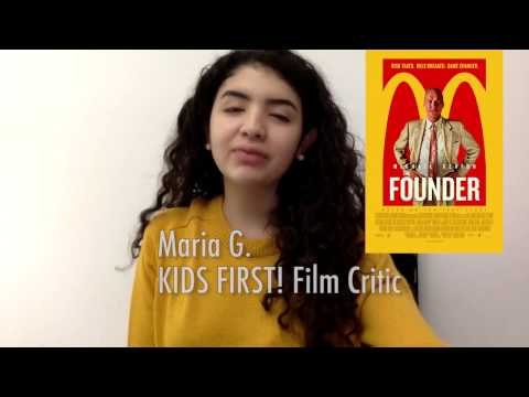 The Founder by Maria G.