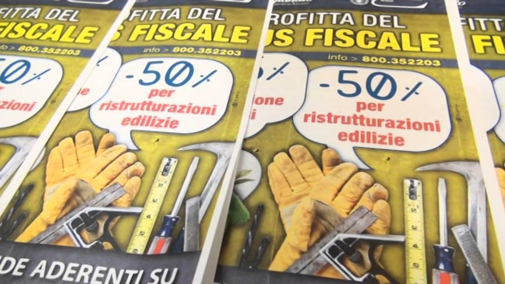 Bonus fiscale ristrutturazioni al via la campagna di for Bonus fiscale