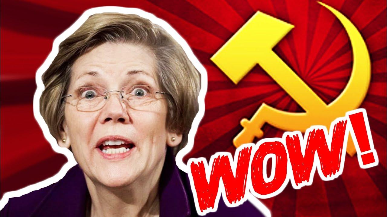WOW: Elizabeth Warren Says Communism Will Work - Dronetek