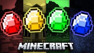 Minecraft DIE 4 KRISTALLE