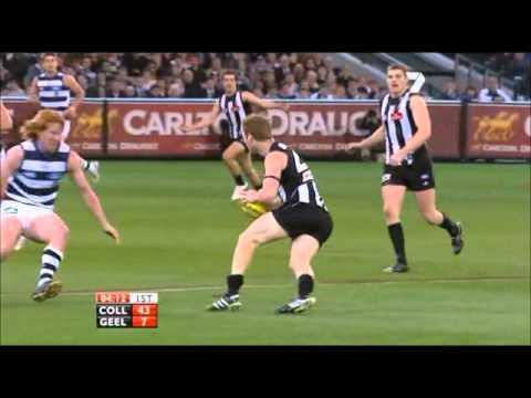 2010 Prelim Collingwood V Geelong Highlights