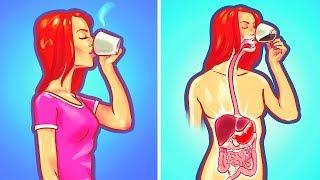 تحذير: لا تفعل هذه الأشياء على معدة فارغة أبداً.. ستدمر صحتك !!