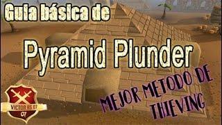 OSRS | Pryramide plunder Guia basica - Mejor forma de entrenar Thieving - VictorRs07