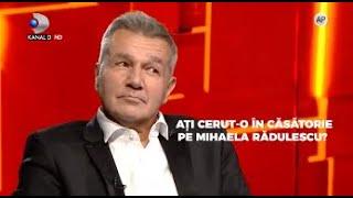 40 de intrebari cu Denise Rifai(22.12.2020)-A cerut-o Dan Bittman in casatorie pe Mihaela Radulescu?