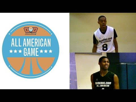 Dunk Dog All American Game Recap - Naz Reid, Damon Harge, Will Dillard, Elijah Hardy