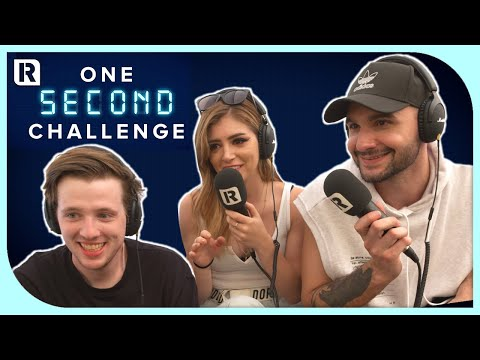 Against The Current - One Second Challenge