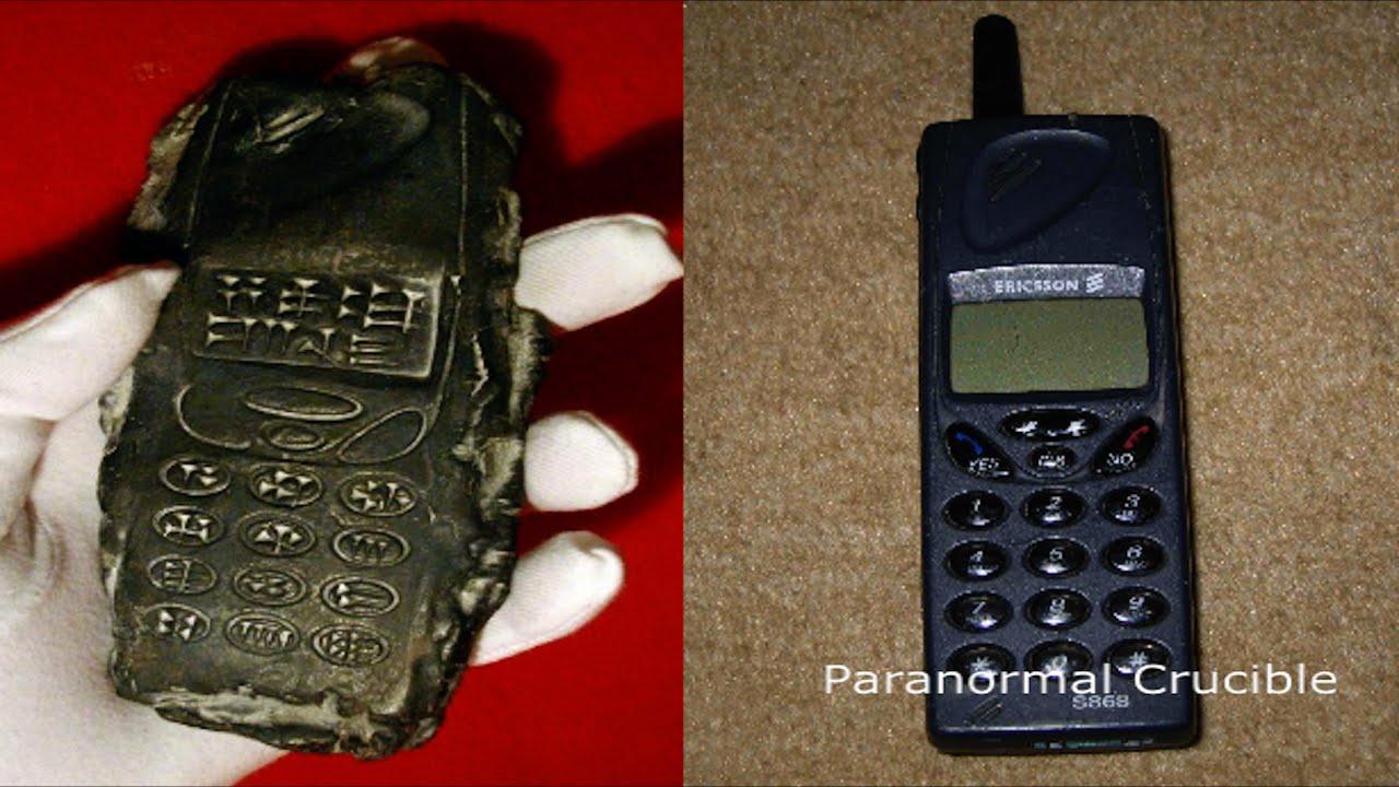 paranormal telephone