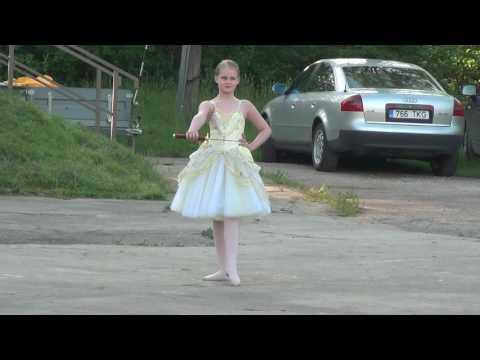 Midsummer Celebration Kose Estonia   Ballerina   Ballet    22 06  2016