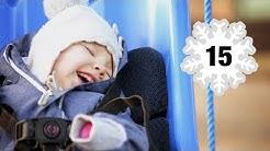 Joulukalenteri, luukku 15: Oikeus olla lapsi