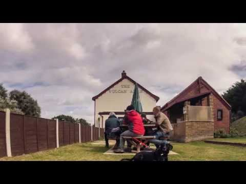 Lunch at the Vulcan Arms Sizewell Suffolk 60fps Time lapse